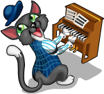 Ragtime cat an