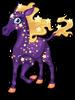 Celestial giraffe single