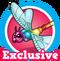 Goal rainbow dragonfly hud