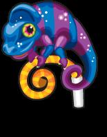 Party chameleon single