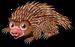 Tree porcupine single