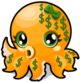 Cubby Octopus Cash single