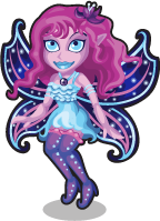 Luminescent fairy single