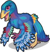 Archaeopteryx single