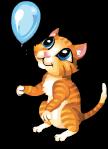 Balloon kittan static