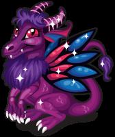 Fairytale dragon single