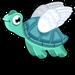 Winter turtle single