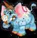 Sprinkles elephant single