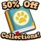 50 off collections hud