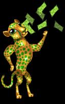 Bucks cheetah an