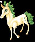 Bucks unicorn static