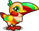 Cubby toucan tropic single