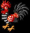 Zodiac rooster single