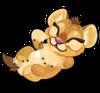 Cubby lion mile2 single