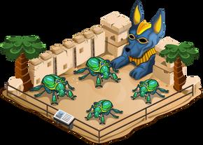 Egyptian scarab family