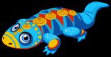 Fiesta gecko single