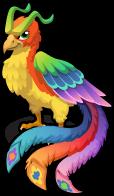 Rainbow Phoenix single