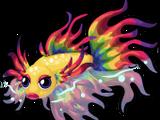 Rainbow Betta