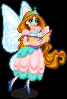 Storyteller fairy single