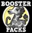 Goal black and white booster packs hud