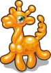 Balloon giraffe single