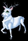 White stag static