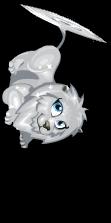 Silver lion an