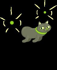 Deep space cat an