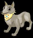 German wolf static