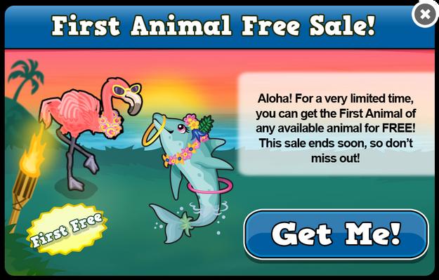 Luau first free modal