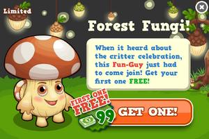 Fun-guy modal