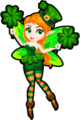 Shamrock fairy single