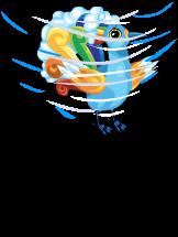 Windy bird an