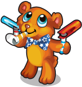 Party bear single