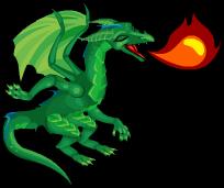 Green dragon an