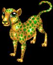 Bucks cheetah static