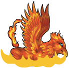 Flame griffin an