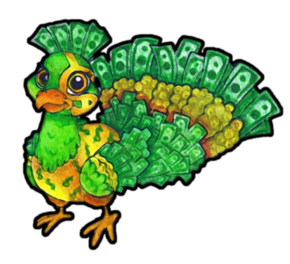 PeacockPayout