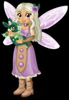 Dragon fairy single