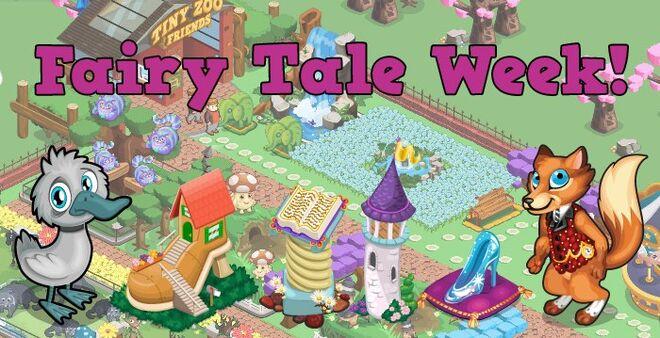 Fairytale week tinyco
