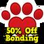 50 off bonding hud