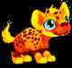Hyena fire