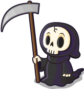Lil grim reaper single