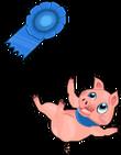 Prize pig an