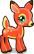 Cubby deer auburn single