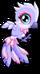 Cubby phoenix periwinkle single