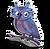 Goal pluto owl icon