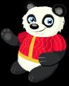 Silk road panda static