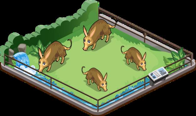 Aardvark family an