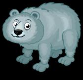 Himalayan blue bear single